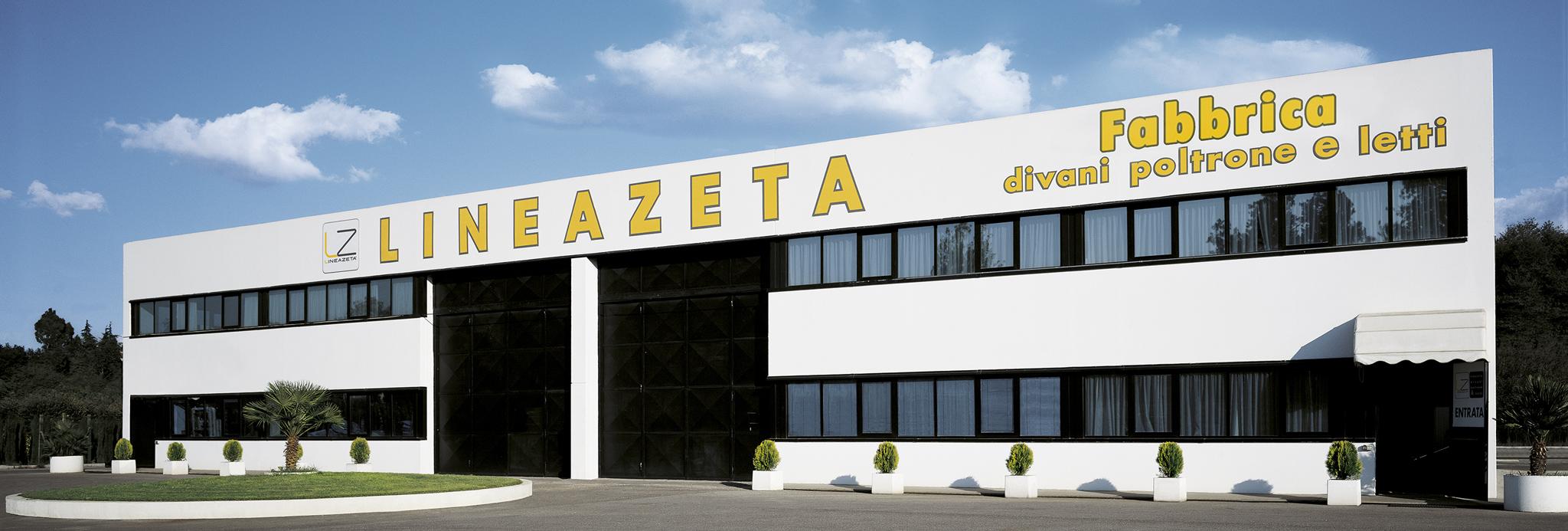 Lineazeta - Fabbrica Divani, Letti, Poltrone e Complementi
